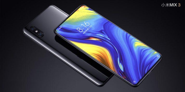 Xiaomi MIX 3 hivatalos TV reklám