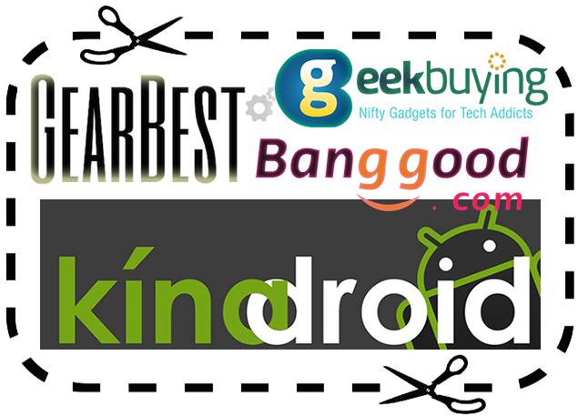 GearBest, Banggood, Geekbuying kuponkódok (2019.02.25)