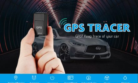 Mini GPS Real-time Tracking Locator – hogy legyen nyomod, ha baj van!