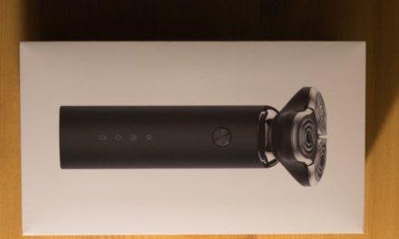 Xiaomi Mi Electric Shaver borotva – pengeéle(ke)n táncolva