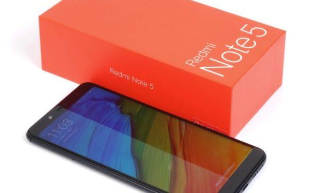 Xiaomi Redmi Note 5 – Már rég nem phablet
