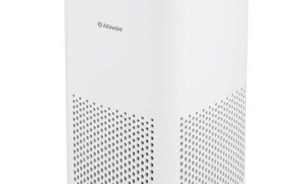 Alfawise P1 HEPA mini asztali légtisztító – Végre fellélegezhetünk