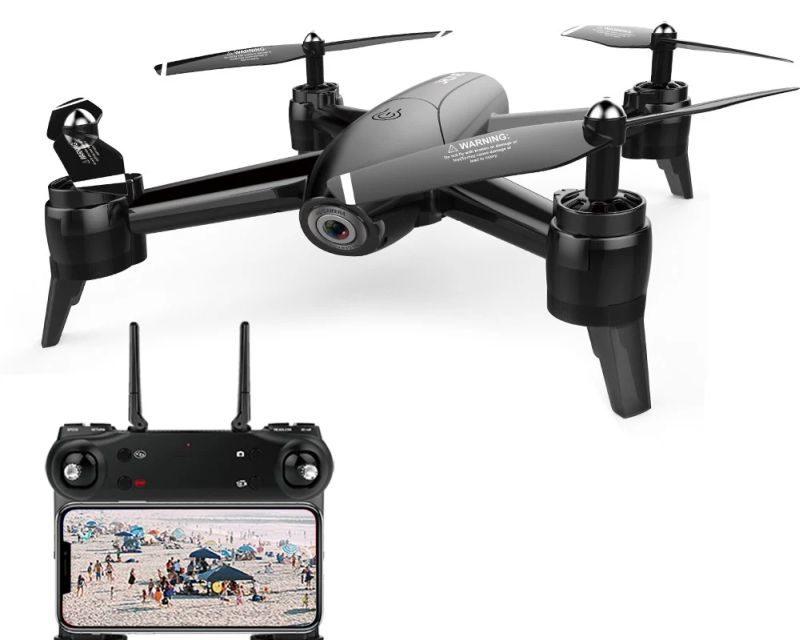 SG106 drón – amikor az ötletesség testet ölt
