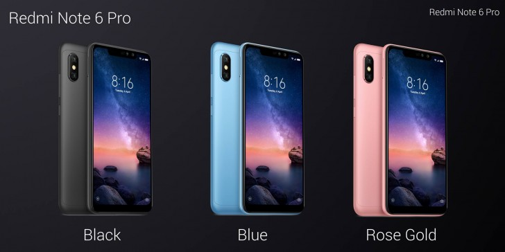 Redmi Note 6 Pro és Mi 8 Lite: slágermodellek 176 USD-ig