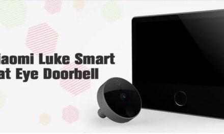 Xiaomi Luke Mijia Smart Cat Eye   – Luke, én vagyok a csengőd