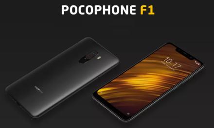 Xiaomi Pocophone F1 – felsőkategória, középkategóriás áron