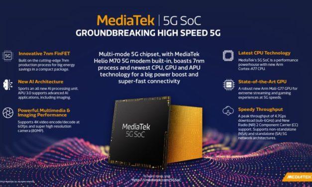 Gőzerővel fejleszti a MediaTek az új csúcsprocesszorát