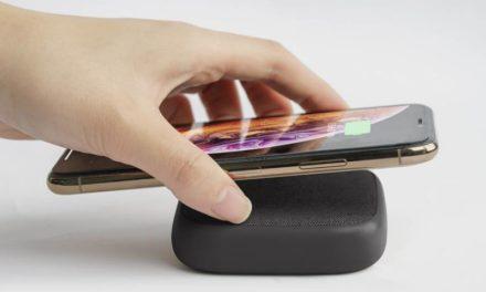 Xiaomi SOLOVE QI Wireless Power Bank – A kábelek nélküli világhoz tervezve