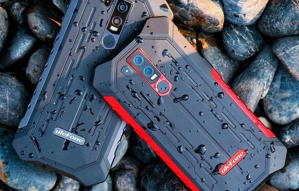 Ulefon Armor 6E – nem szeret unalmasan élni