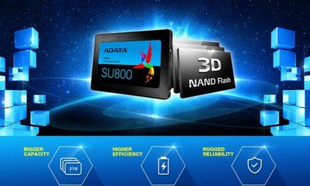 ADATA SU800 1 TB SSD teszt – 3D nand, saját utakon
