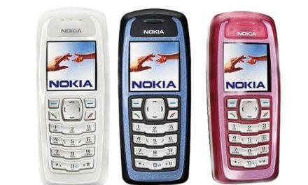 Nokia 3100 – A retró igenis él, és virul!