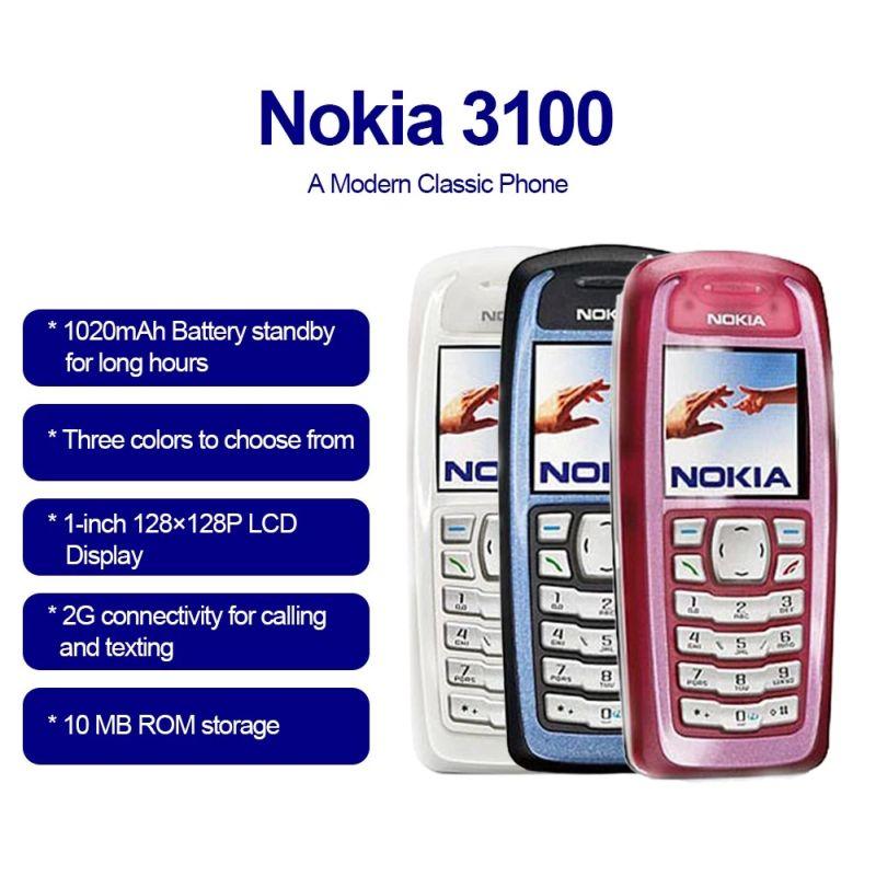 Nokia 3100 03