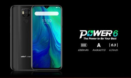 uleFone Power 6 – Ha ezt egy nap alatt lemeríted…