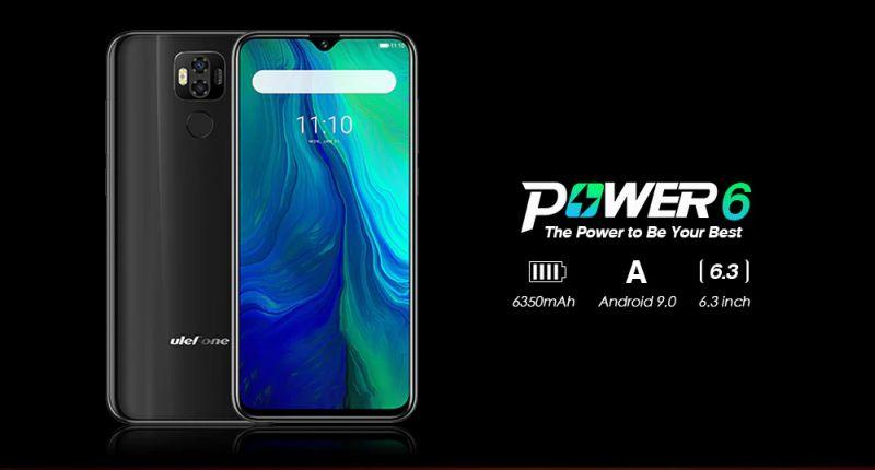 Ulefone Power 01