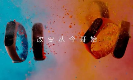 Megjelent a Xiaomi Mi Band 4
