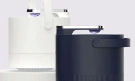Xiaomi VH-328 LED Mosquito Killer Lamp – A vérszívók elleni harc csendes segítője