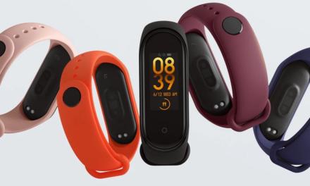 Xiaomi Mi Band 4: az új sikervárományos, készletről