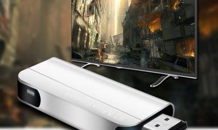 Kipróbáltuk: Bakeey K2 1080P WiFi dongle – mobilom a TV-men…