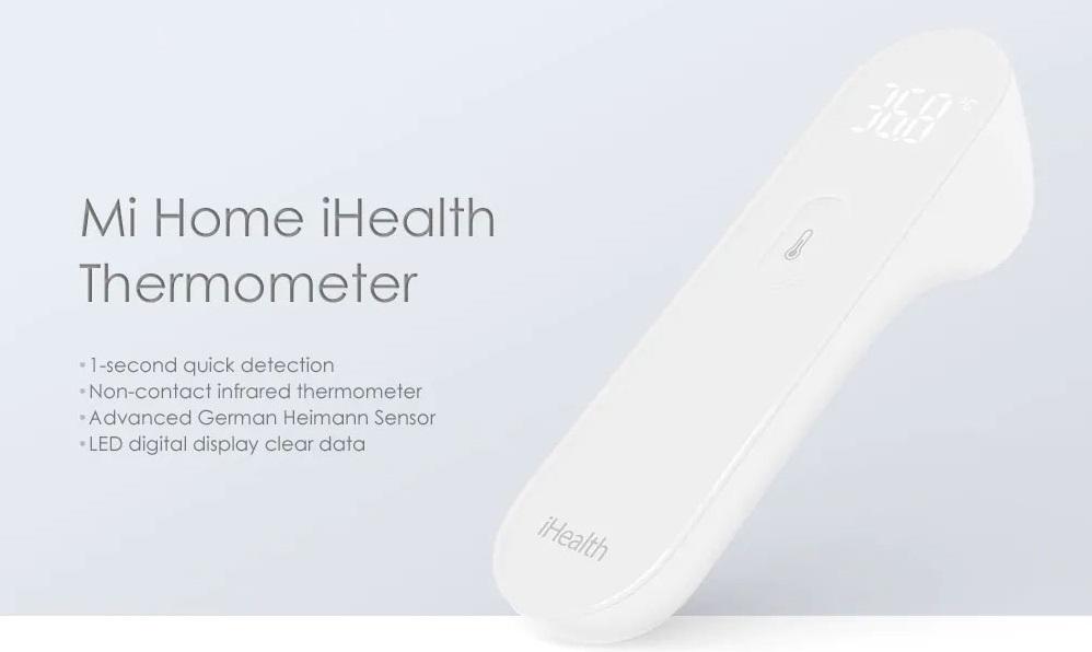 Xiaomi Mijia JXB 310 iHealth Thermometer 01