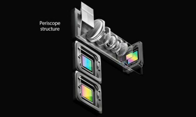 A Xiaomi periszkópos zoomkamerán dolgozik