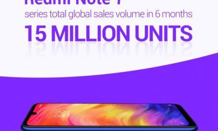 Nagyot megy a Redmi Note 7 család