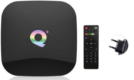 Q Plus Smart TV Box – Ezzel mindent megnézhetünk