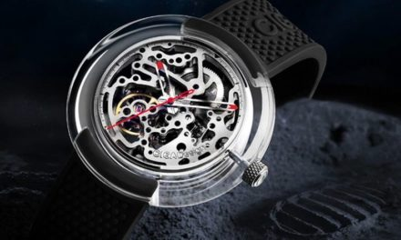 Xiaomi Ciga Design Skeleton Mechanical Watch T Series – Design kimaxolva
