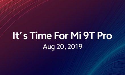 Hamarosan érkezik a Xiaomi Mi 9T Pro!