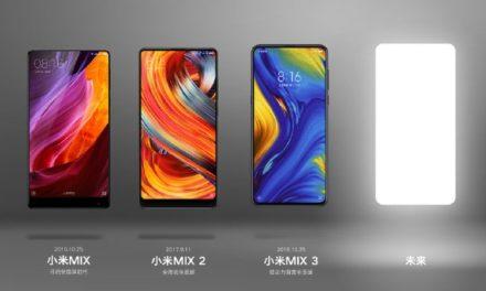 Pletyka – Mit tartogathat nekünk a Xiaomi Mi Mix 4?