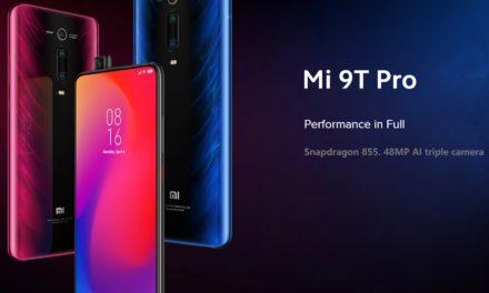Bréking – már rendelhető a Xiaomi Mi 9T Pro! Mutatjuk!