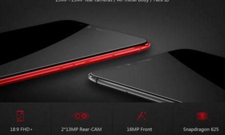 Lenovo S5 K520 – becsúszott 100 dollár alá (frissítve)