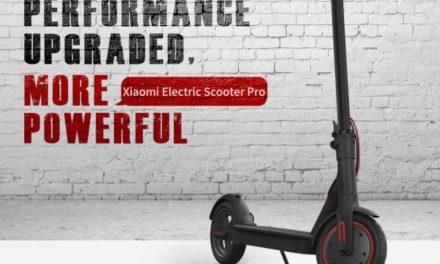 Xiaomi Mijia Electric Scooter Pro – városra tervezve (olcsóbb lett)