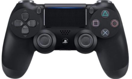 DualShock 4 wireless kontroller PS4-hez, harmadáron