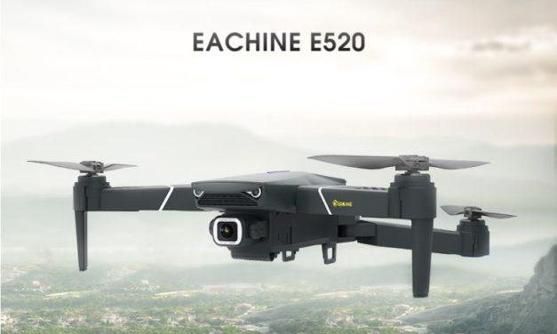 Kipróbáltuk: Eachine E520 drón – új világba repít!
