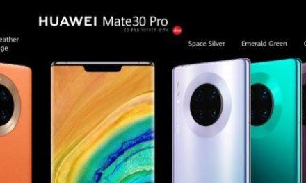 A Huawei tegnap bemutatta az idei év csúcstelefonjait