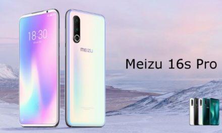 Meizu 16s Pro – A szépség kívülről (is) fakad