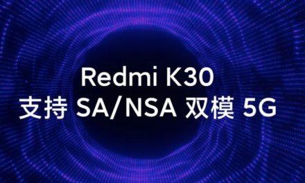 Friss információk a Redmi K30-ról