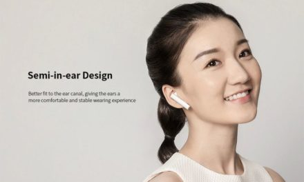 Megérkezett a Xiaomi Air 2 Bluetooth-os fülhallgató
