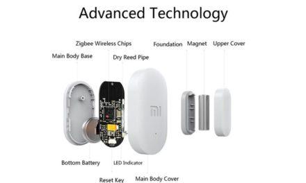 Okos otthon – 4. rész – Xiaomi Smart Door & Window Sensor