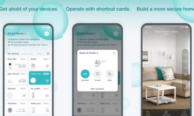 Okos otthon – 2. rész – Xiaomi Home applikáció