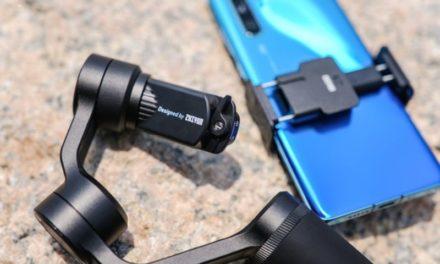 Zhiyun Smooth Q2 gimbal – A zsebbarát stabilizátor