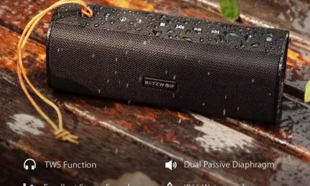 Kipróbáltuk: BlitzWolf BW-WA2 BT hangszóró – minden körülmények között!