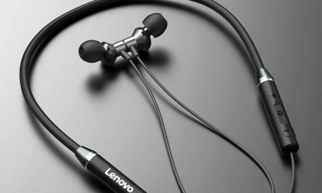 Lenovo HE05 Bluetooth fülhallgató – Márkás nyakbavaló (nem csak) sportolóknak