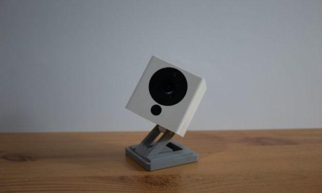 Okos otthon – 6. rész – XiaoFang kamera – Nocsak, ki van ott…