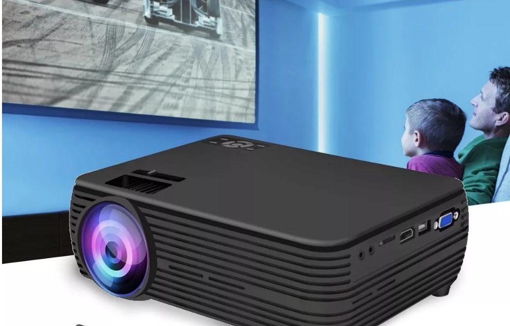Kipróbáltuk: X5 LCD Projector – nagyban adja!