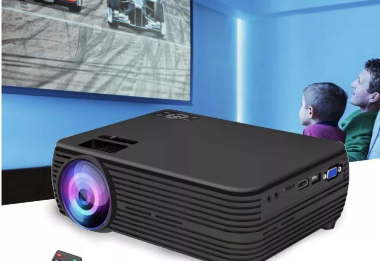Kipróbáltuk: X5 LCD Projector - nagyban adja!