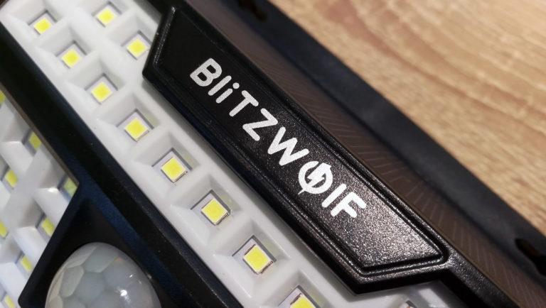 Kipróbáltuk: BlitzWolf BW-OLT1 szolár lámpa – fény az éjszakában
