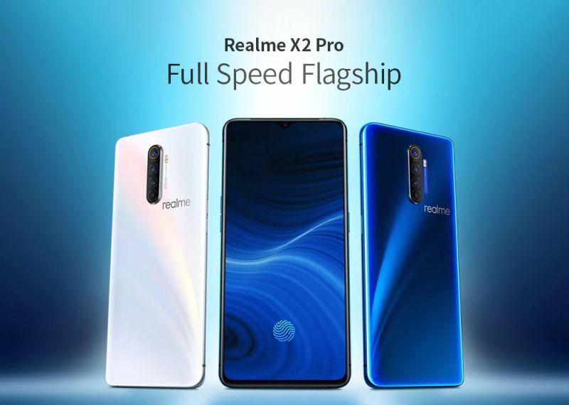 Megjelent a Realme X2 Pro – Bevezető áron a Banggoodon!