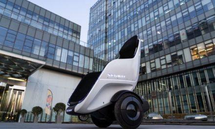 Segway Ninebot S-Pod – Íme a 21. századi kerekesszék