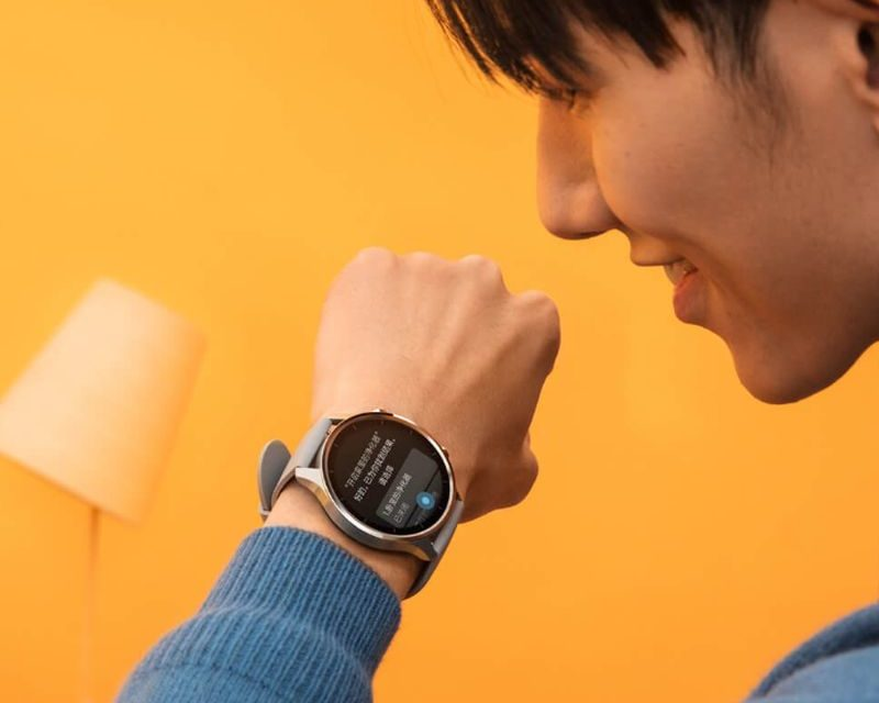 Xiaomi Watch Color – Fiataloknak tervezve
